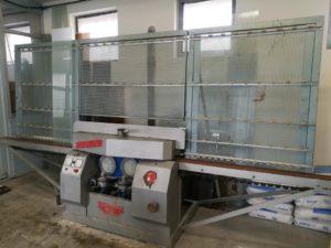 Zafferani glass edging machine