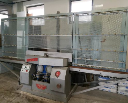 Zafferani glass edging machine