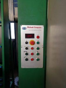 Malnati hőszigeteltüveg gyártó sor hengerpréssel