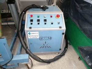 Egykomponensű üvegipari tömítőgép_1
