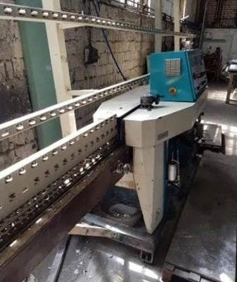 Zafferani glass edginng machine